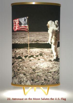22. Astronaut On The Moon