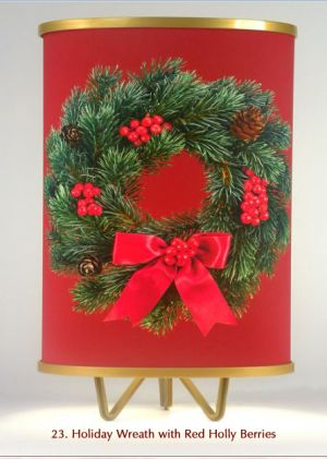 23. Holiday Wreath