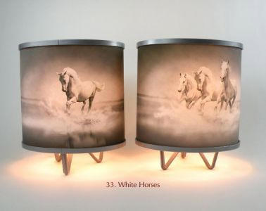 33. White Horses