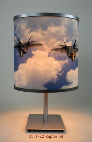 35. F-22 Raptor Jets